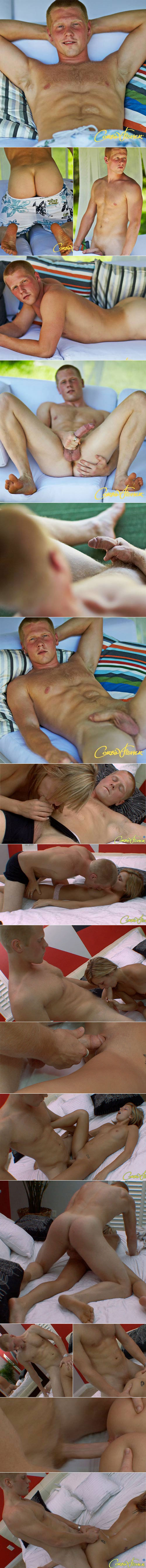 Amateur college sex corbin all became